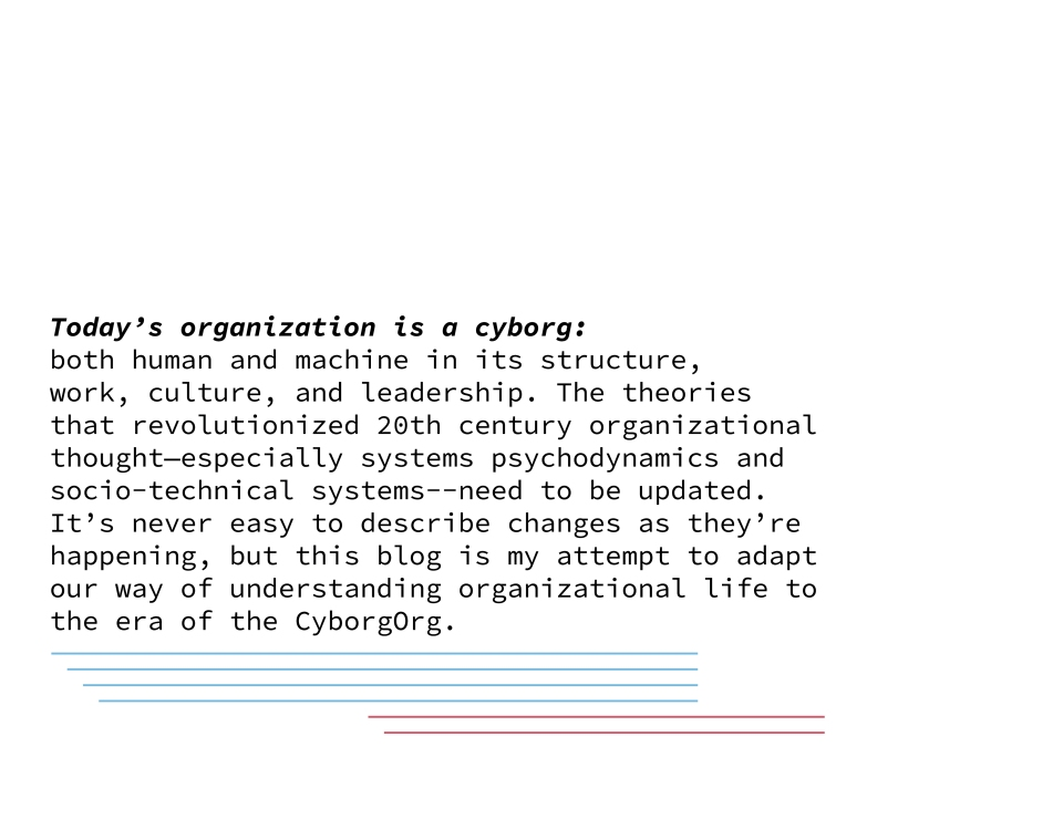 CyborgOrg: Introduction